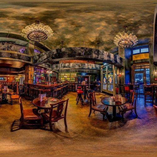 Hudsons bar - dining