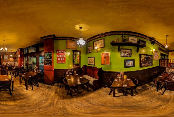 Fiddlers Irish Pub Panorama