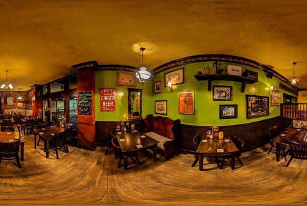 Fiddlers Irish Pub Panorama