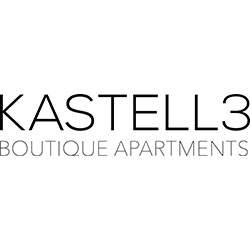 Logo Kastell3 boutique apartments