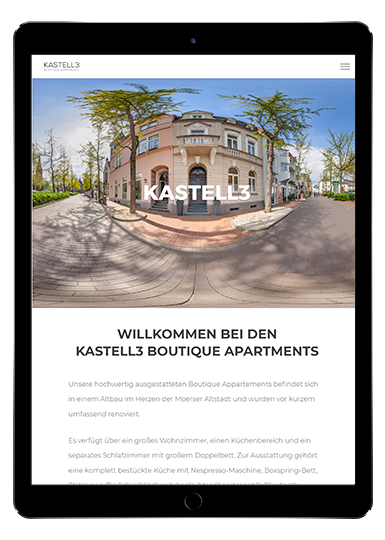 Kastell3 Apple iPad