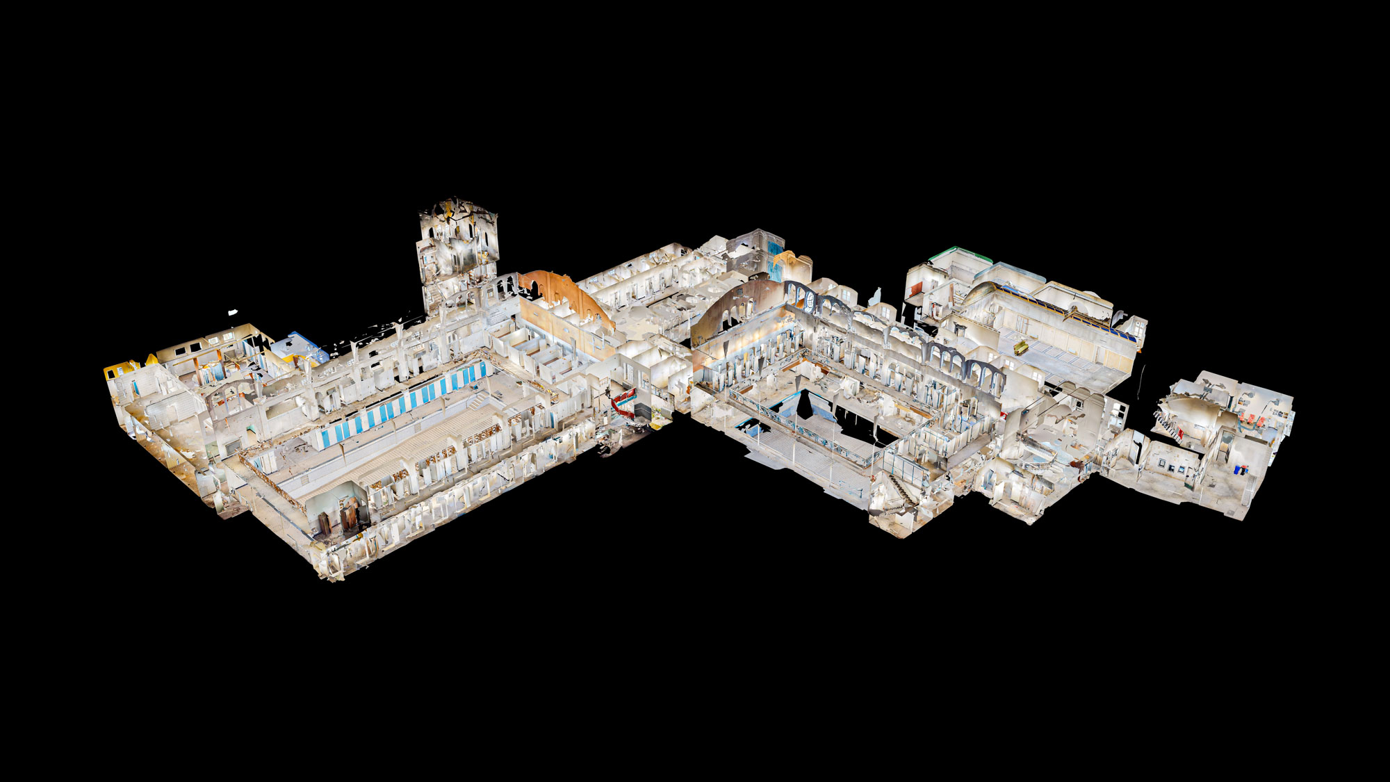 Stadtbad Krefeld 3D-Tour in der Presse