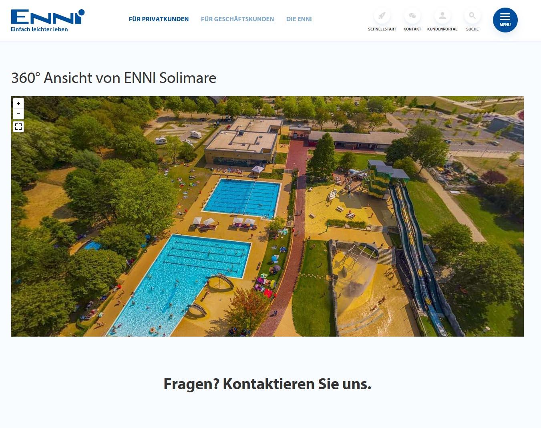ENNI Luftbilder Solimare