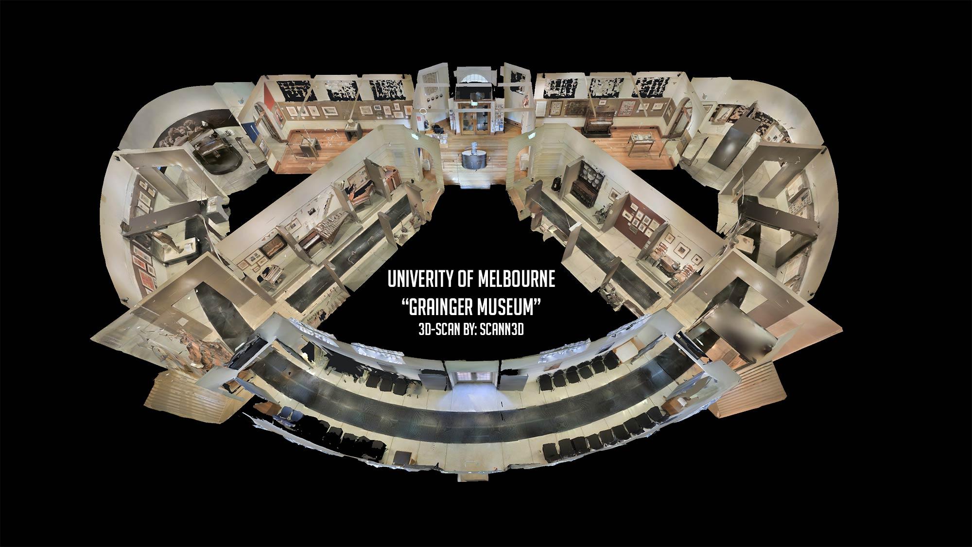 3D-Touren im Bereich Kunst & Kultur – Internationale Beispiele