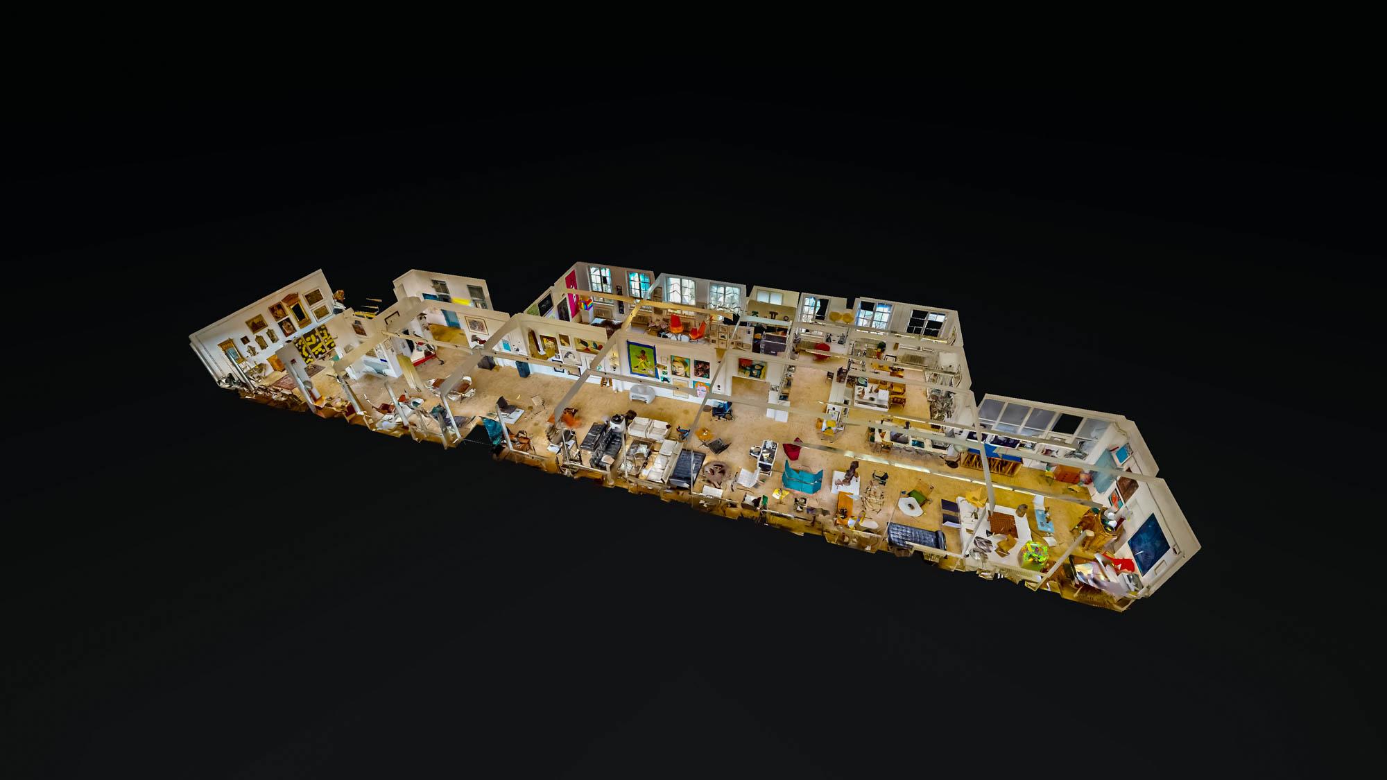 KUNST & DESIGN AUKTIONSHAUS SCHOPS TUROWSKI in 3D